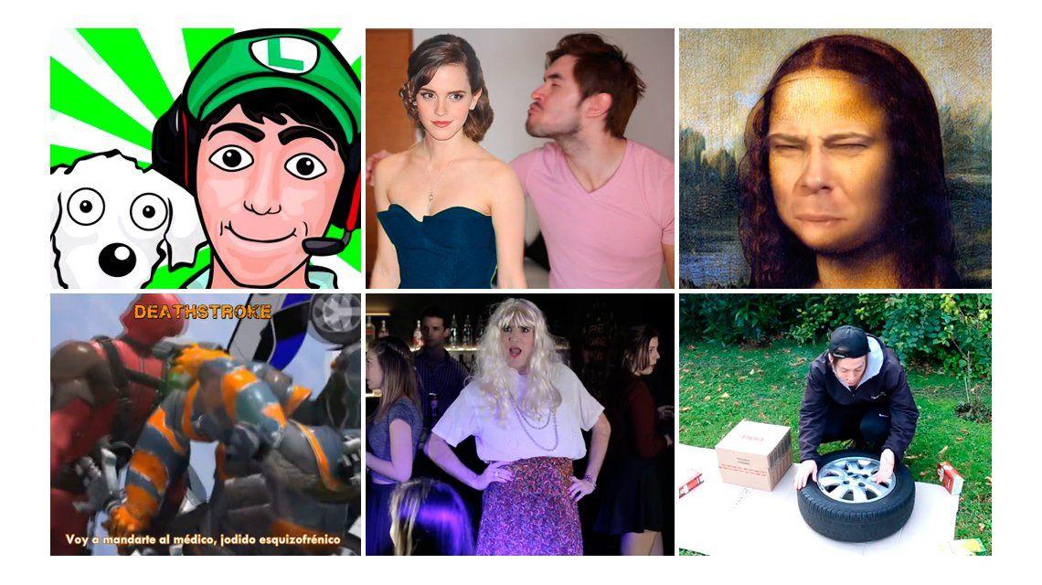 Los videos más vistos de YouTube de 2016