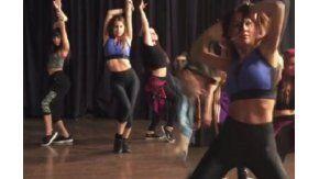 ¿Pampita fue echada de las clases de baile en Le Parc?