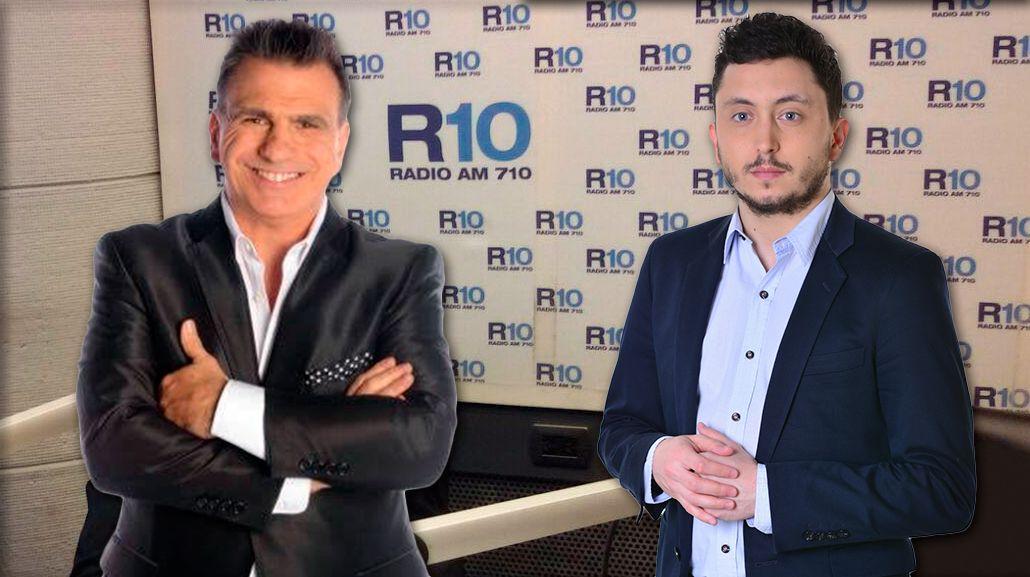 Se renuevan los fines de semana de Radio 10
