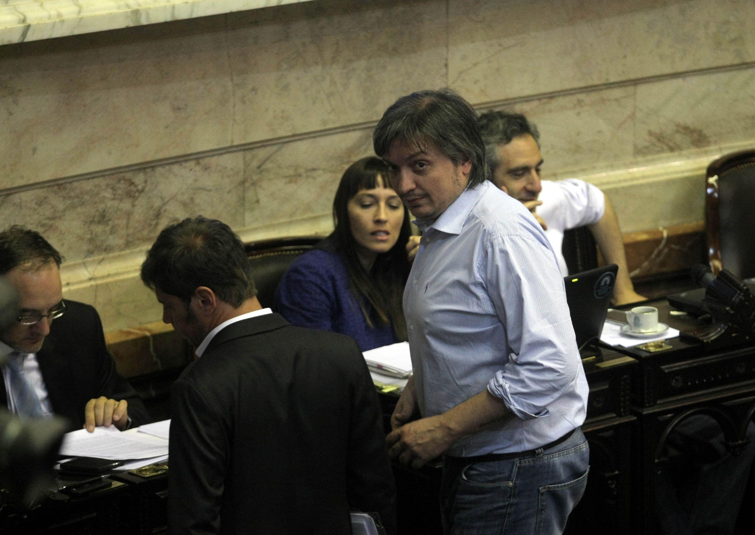 Bonadio citó a declarar a Máximo Kirchner por la causa de los cuadernos