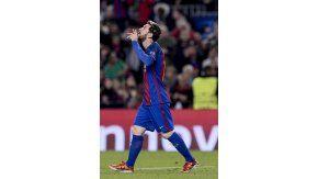 Messi, imparable