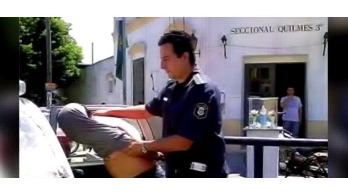 Cayó un violador serial en Quilmes