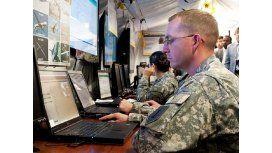 Un sistema militar estadounidense para enviar correos electrónicos