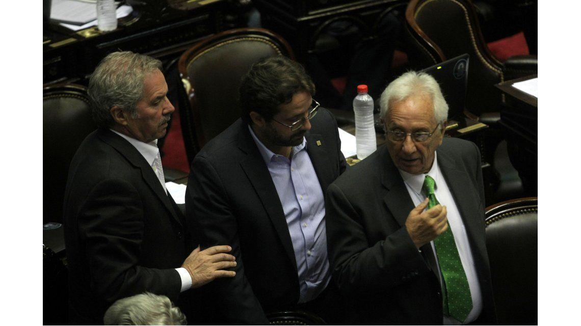 La oposición se unió para exigir la derogación del decreto 1226/2016