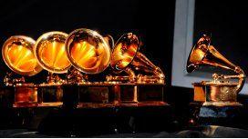 Los nominados a los Premios Grammy 2017