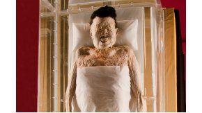 Una momia de 2000 años en perfecto estado