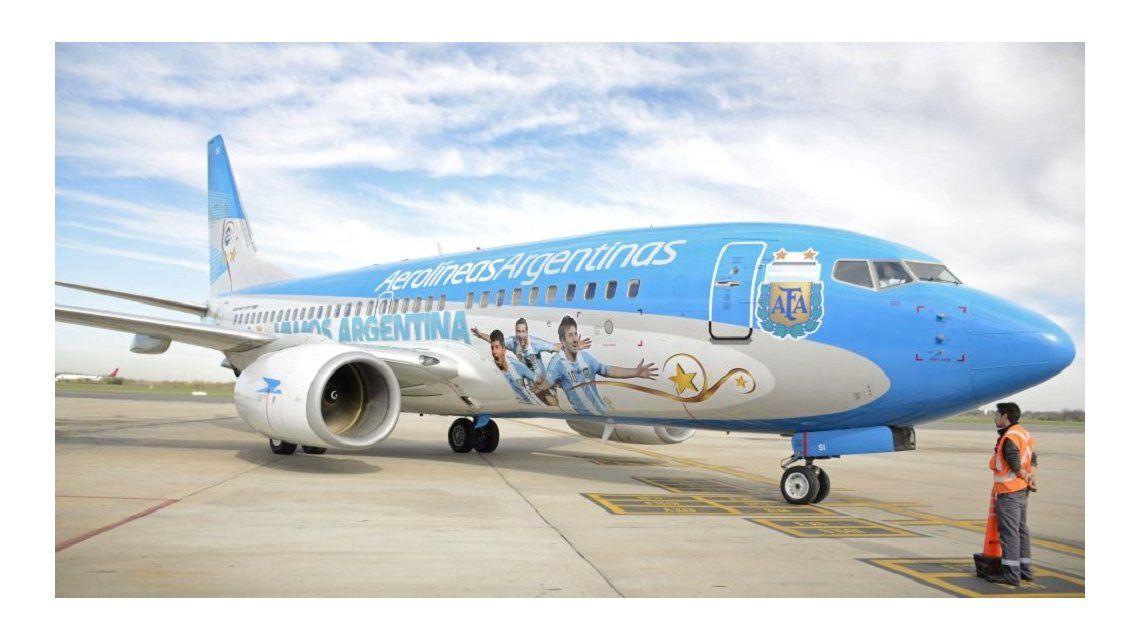 Armando Pérez busca que la Selección tenga un avión exclusivo
