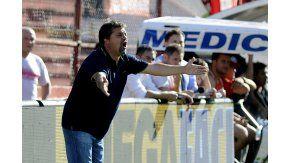 Caruso apenas ganó un partido en el Globo