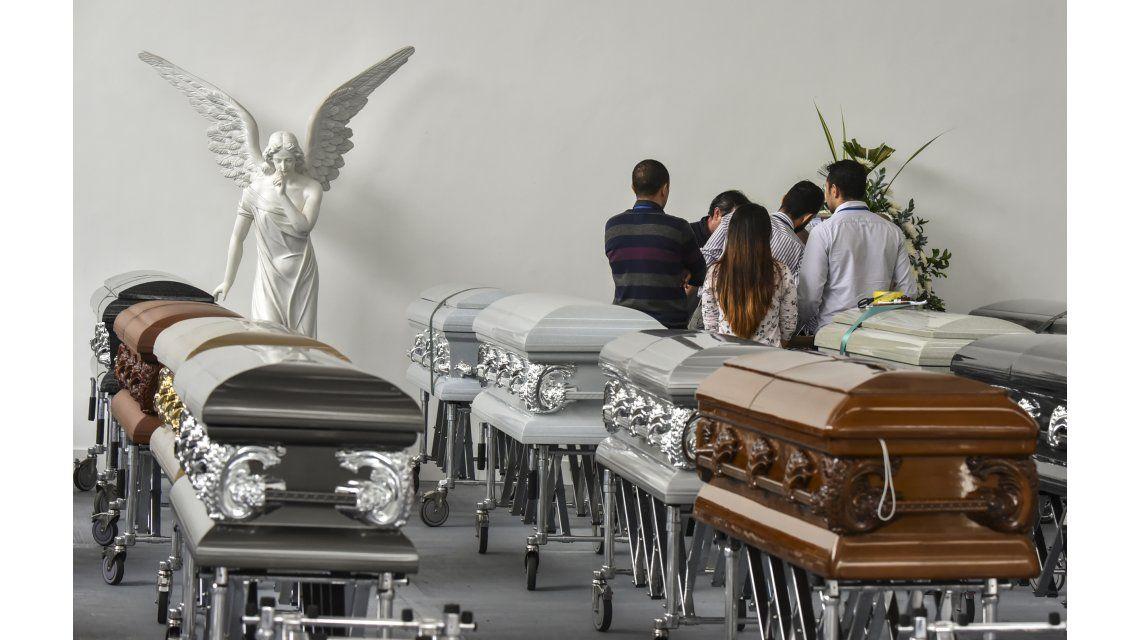 La directiva del Chapecoense espera que 51 cuerpos sean velados en el Arena Condá
