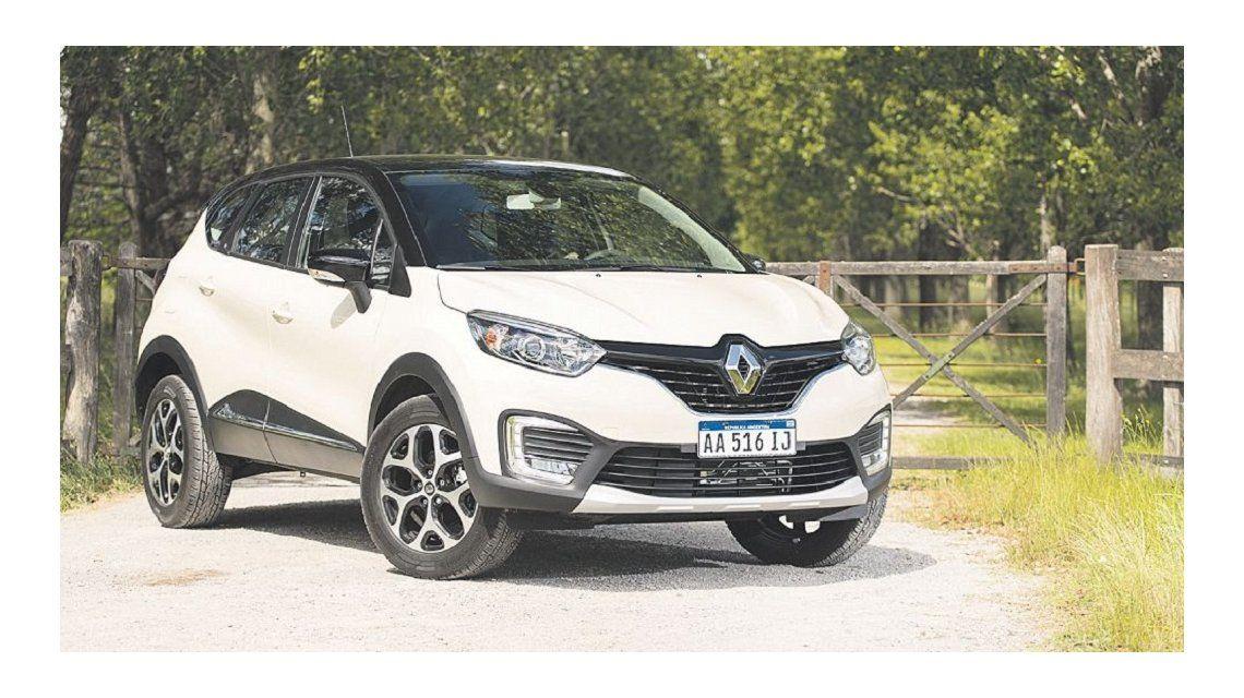 Renault lanzó en la Argentina al Captur.