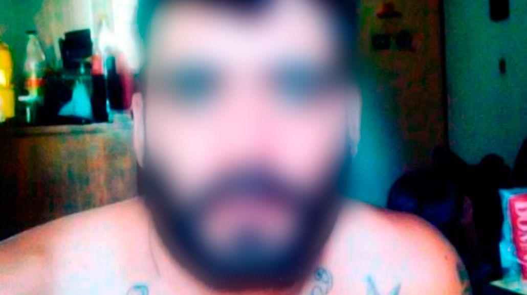 Ariel Maximiliano Catalán está acusado de haber abusado a las dos hijas de su ex pareja
