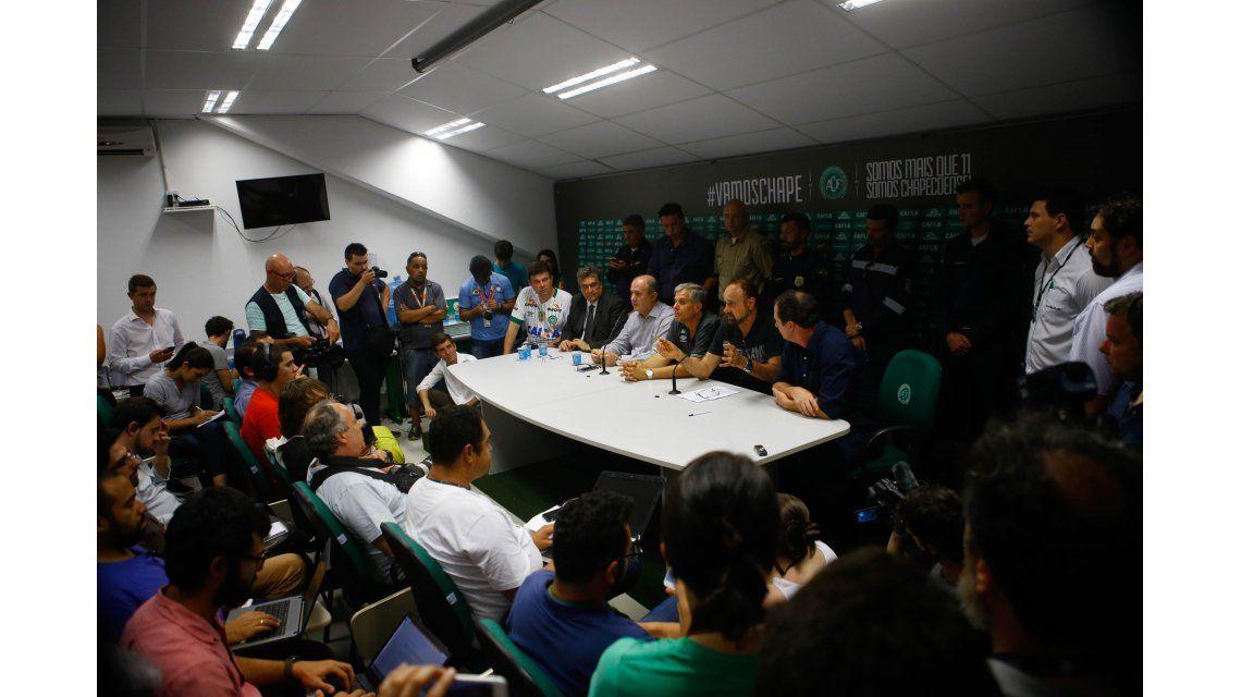 Palaoro denunció presiones de la CBF