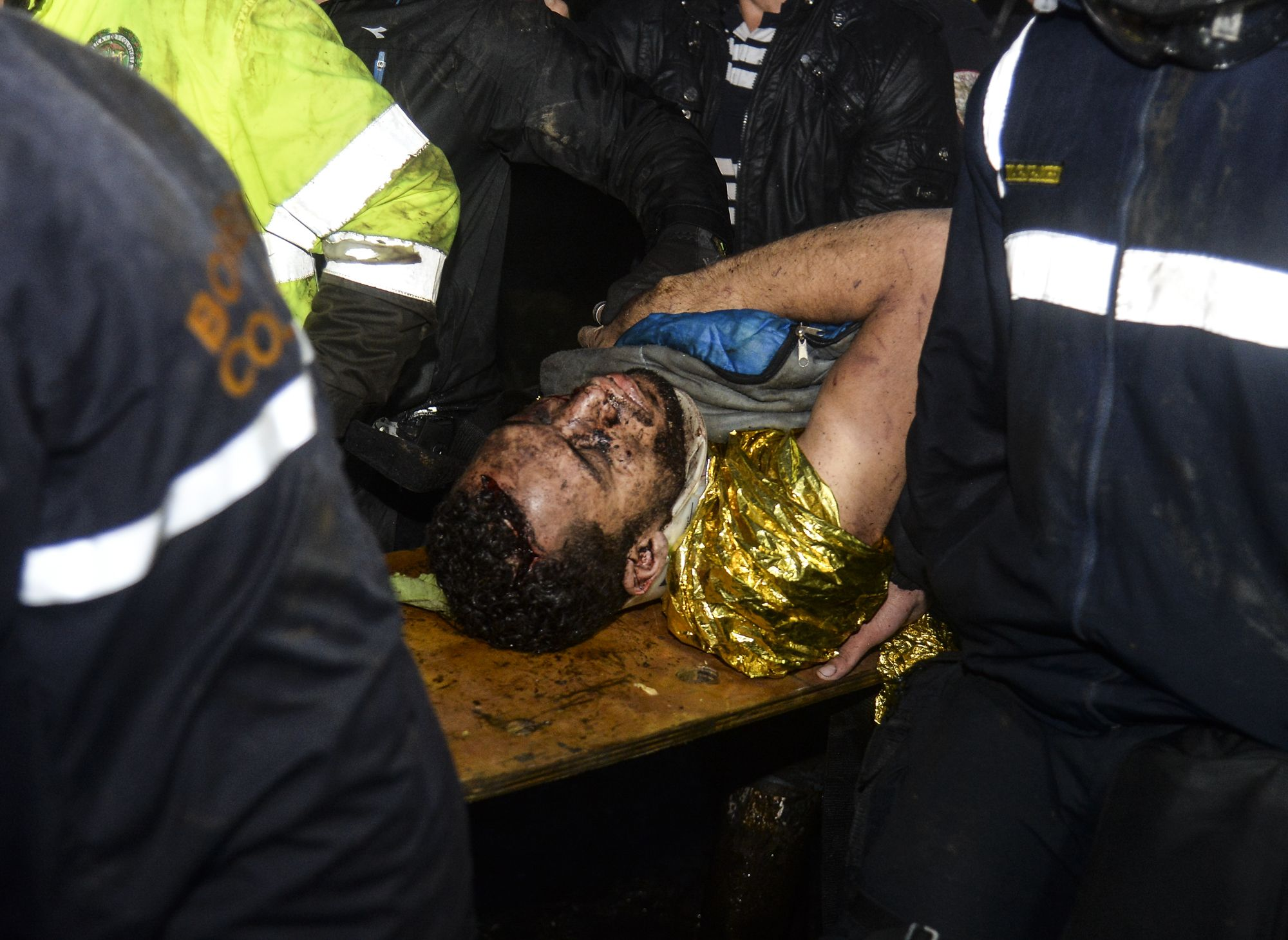 El jugador fue hallado horas después de la caída del avión