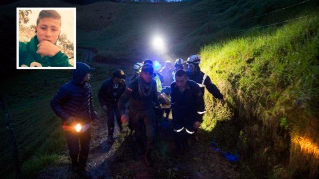 Este es el niño que ayudó a los rescatistas a salvar a los heridos del accidente del avión del Chapecoense.