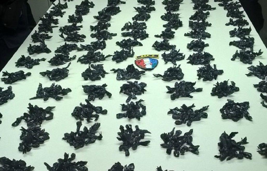 Incautaron mil dosis de cocaína en Córdoba - Crédito: La Nueva Mañana