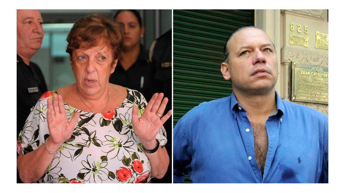 Piden investigar a Fein y Berni por su accionar en el departamento de Nisman