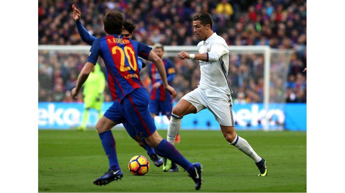 Barcelona se durmió y Real Madrid se lo empató sobre el final en el Camp Nou
