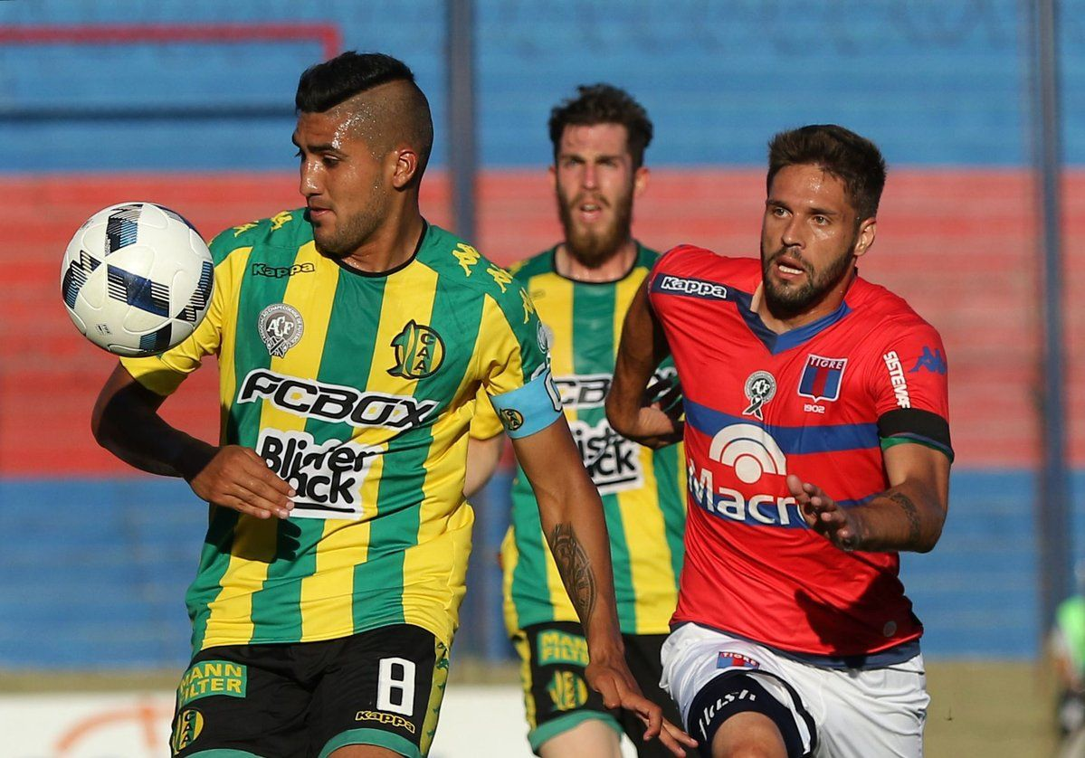 El empate entre Tigre y Aldosivi en Victoria