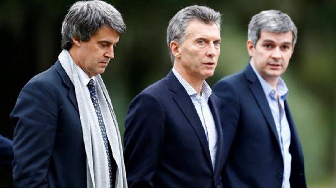 Denuncian a Macri
