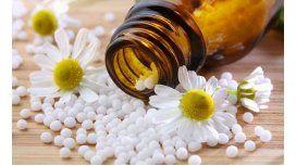 Los productos homeopáticos quedaron en el centro de la polémica