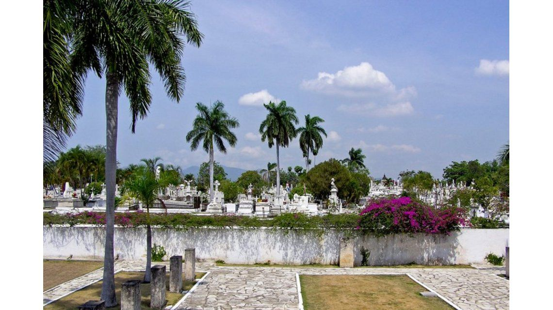 Cementerio Santa Ifigenia