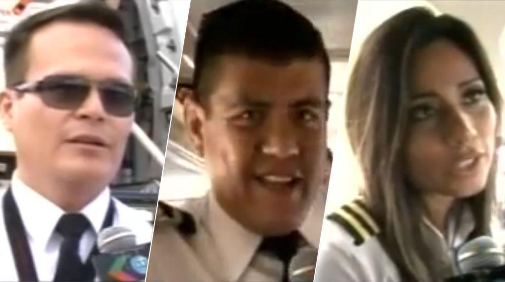 El mensaje de los pilotos del vuelo de Chapecoense antes de partir: Brindamos el mejor servicio