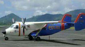 Se estrelló un avión en Indonesia