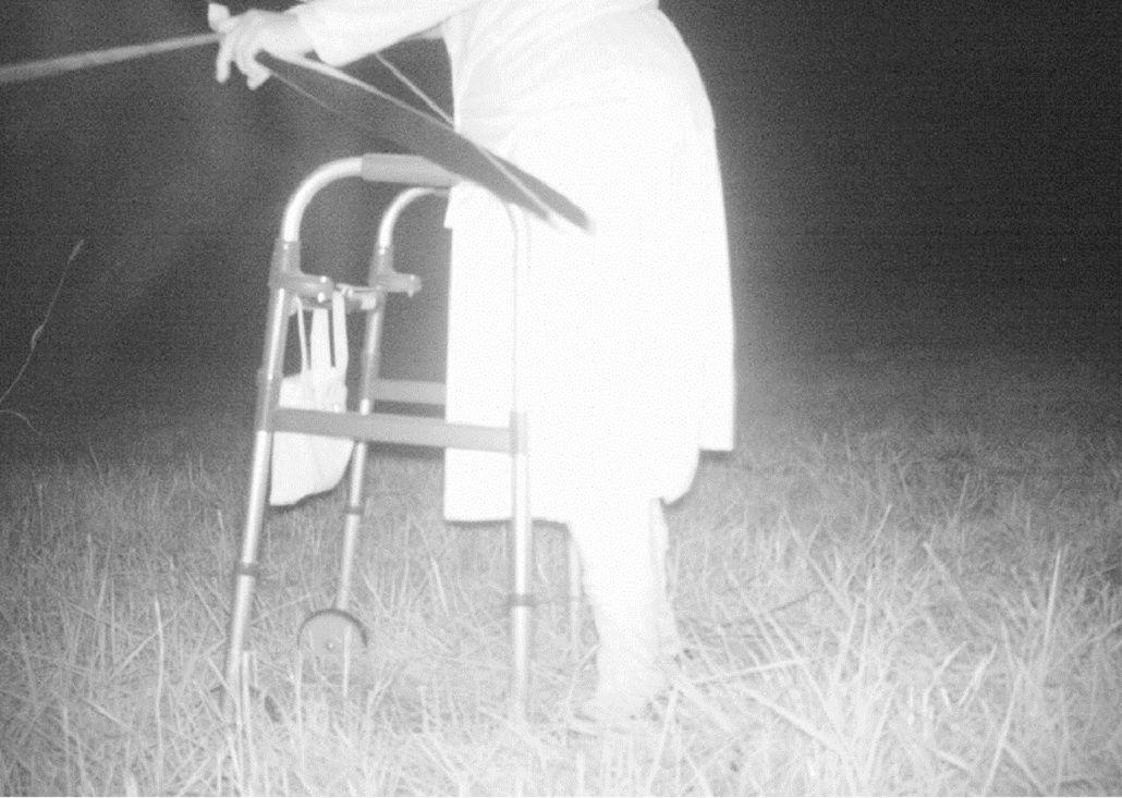 Chiste en un parque de Kansas