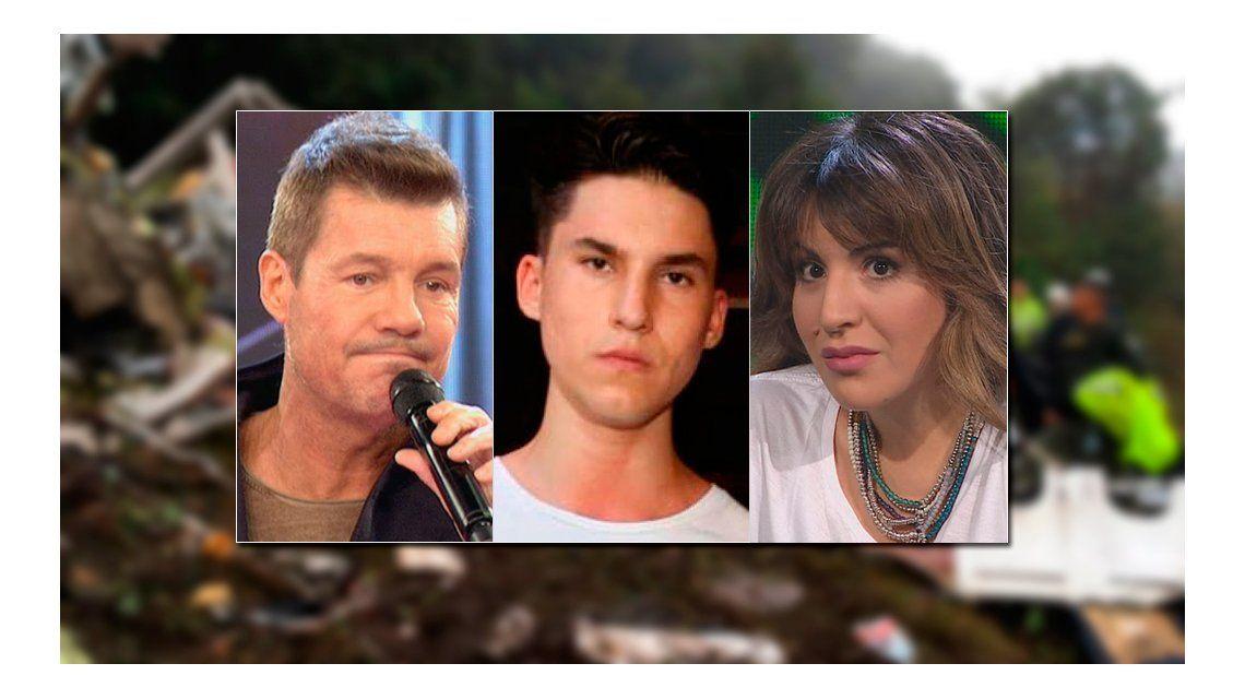 Los famosos publicaron sus mensajes por la tragedia de Chapecoense