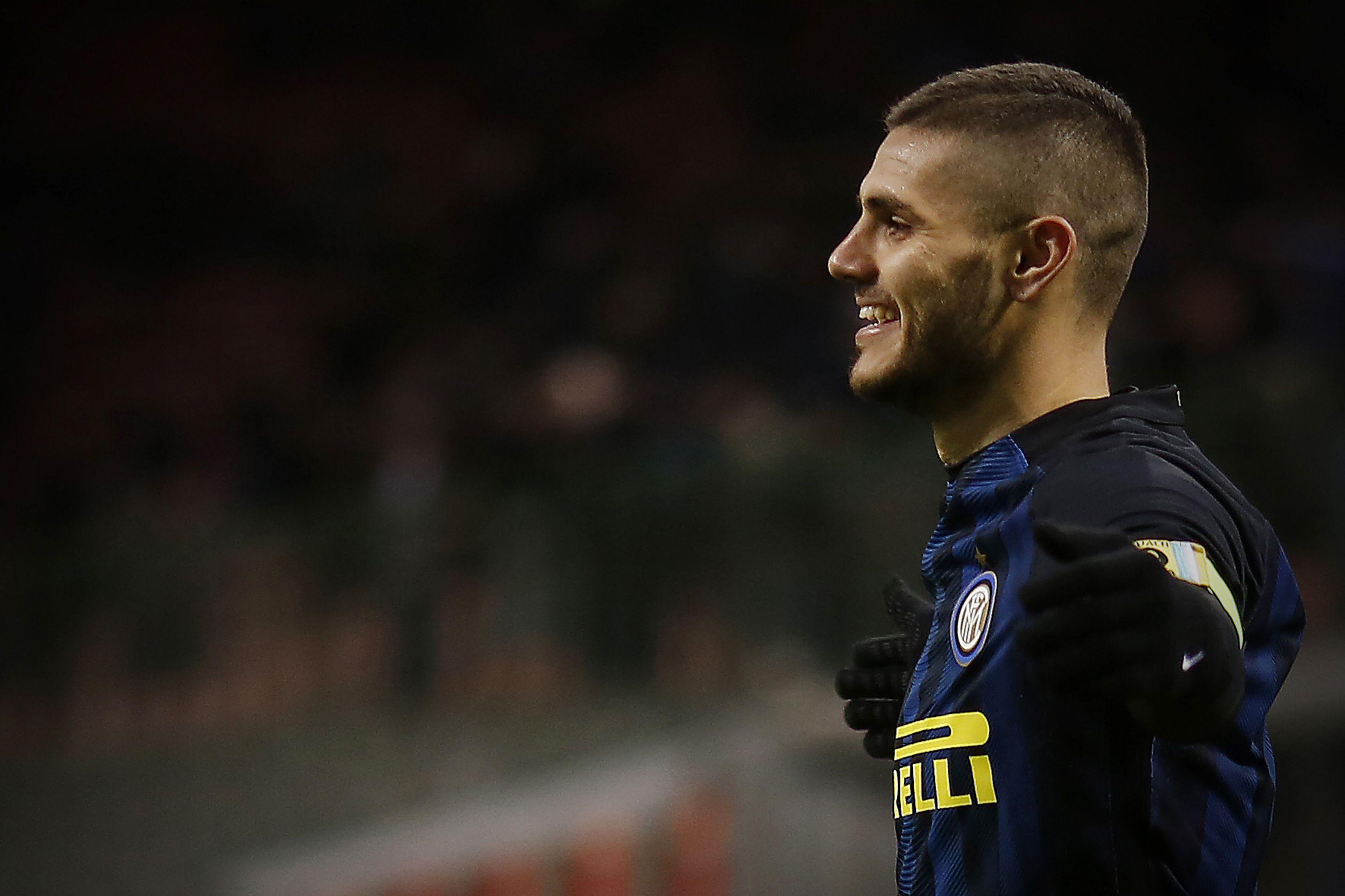 El Inter enfrentará al Nápoli este viernes en el San Paolo