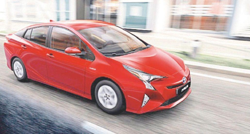 Toyota ofrece nuevamente al Prius.