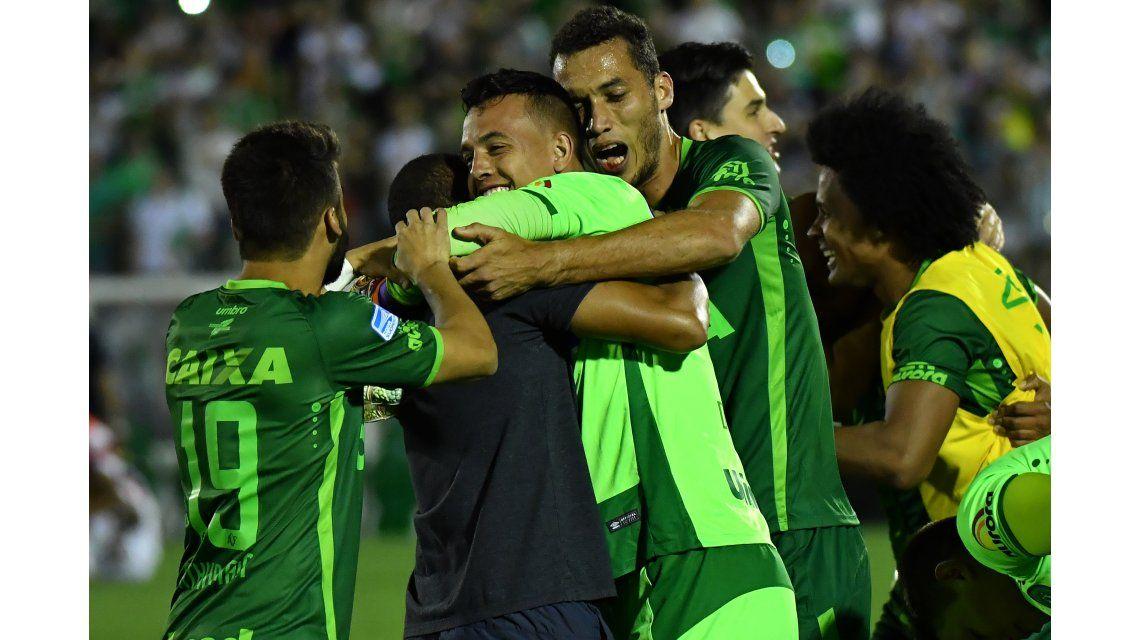 Chapecoense perdió los puntos