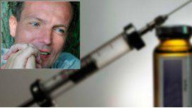Mark Langedijk pidió que le practicaran la eutanasia.