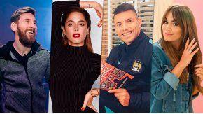 Los argentinos más seguidos en Instagram