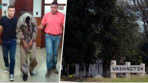 José Luis Aguilera, el atacante de 41 años quedó detenido