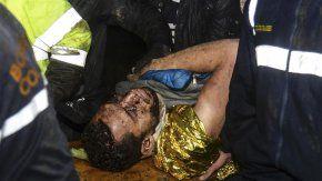 Helio Neto, uno de los sobrevivientes de la caída del avión de Chapecoense