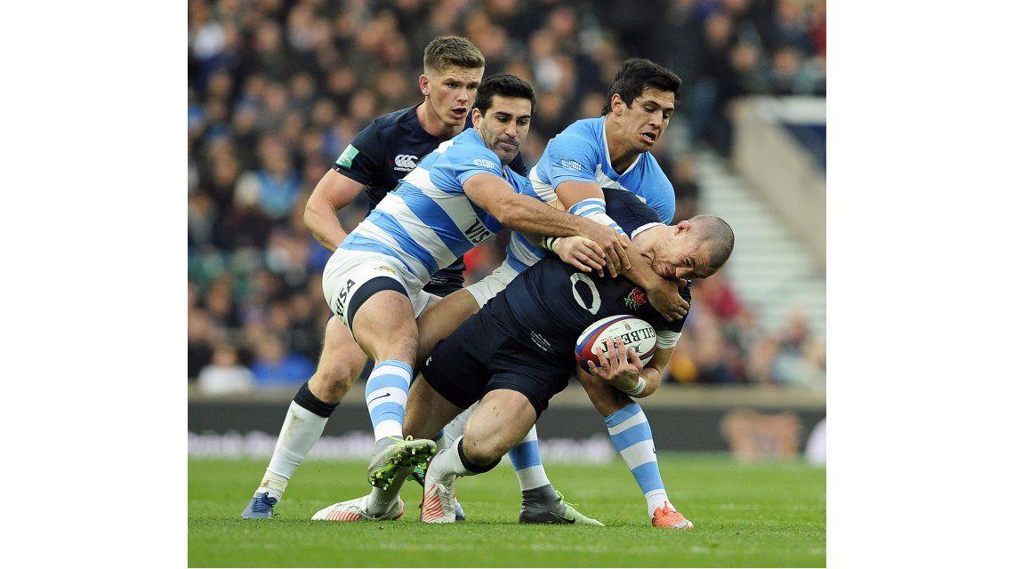 Los Pumas tendrán un grupo durísimo en el próximo Mundial de rugby