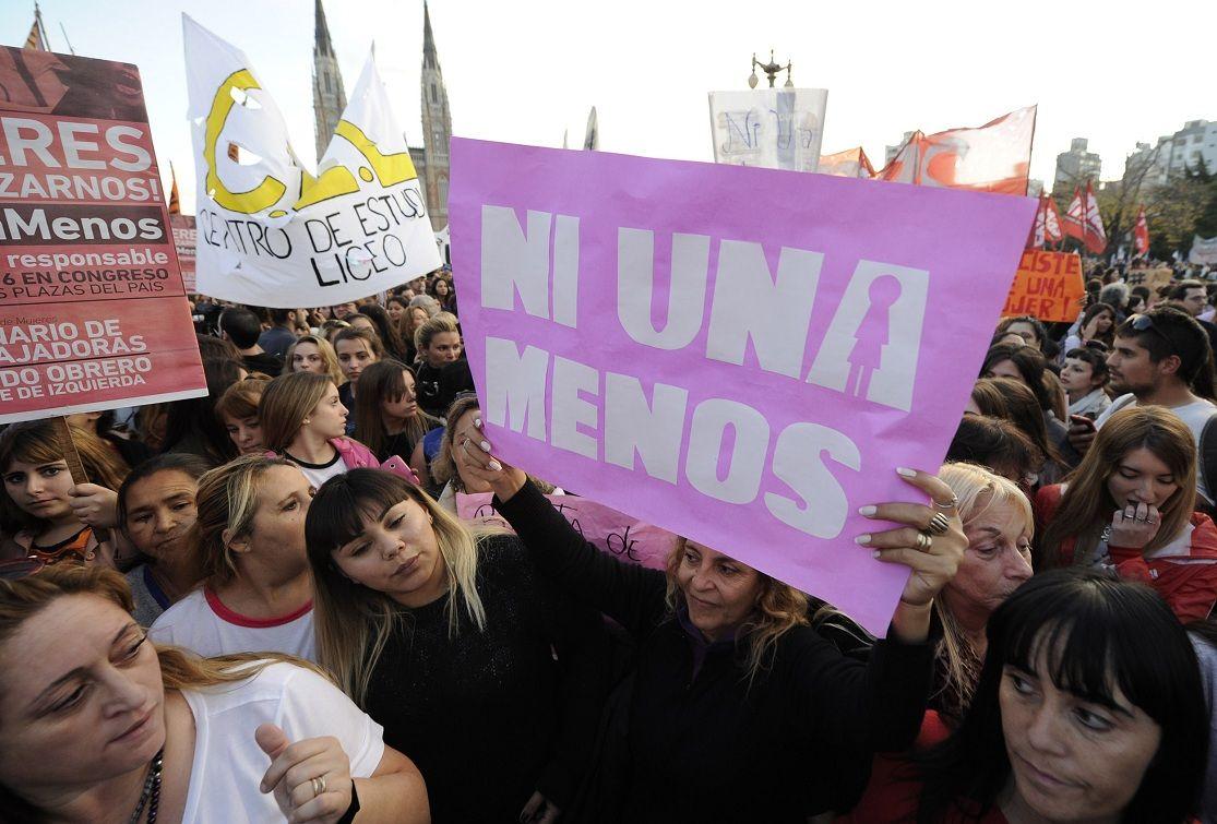 Marcha violencia de género