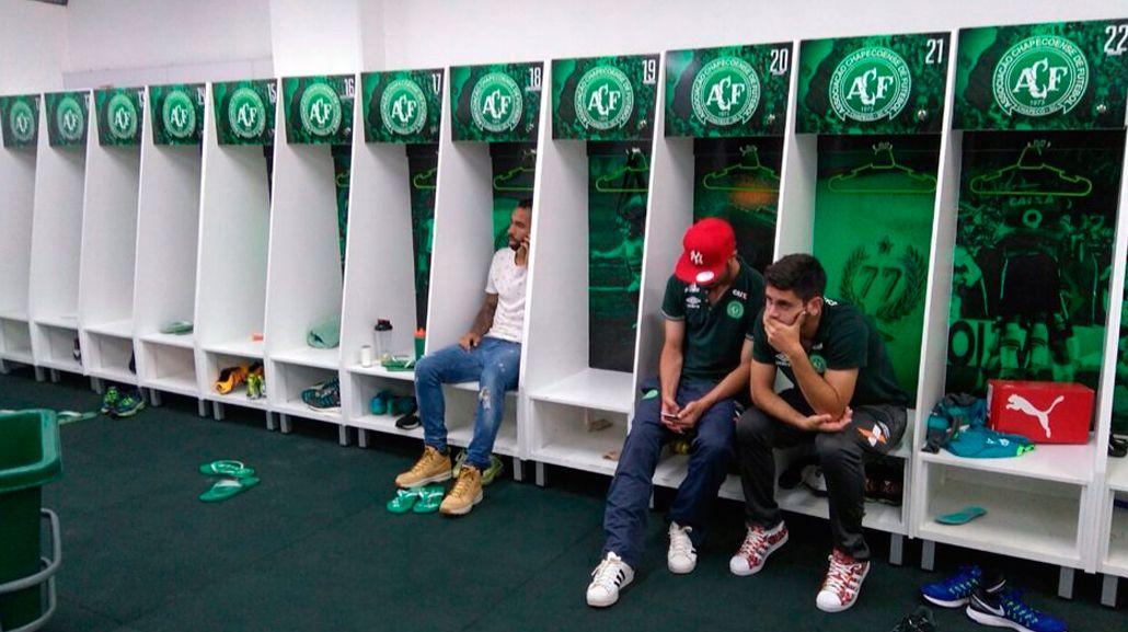 La tristeza de los jugadores que no viajaron a Colombia