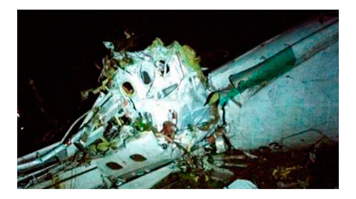 El plantel de Chapecoense cambió de avión antes de la tragedia.