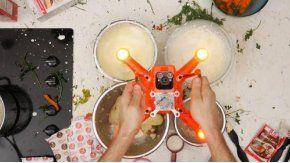 Dron para cocinar