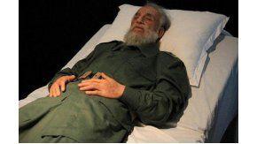 Falsa foto de Fidel Castro muerto que circula por redes sociales