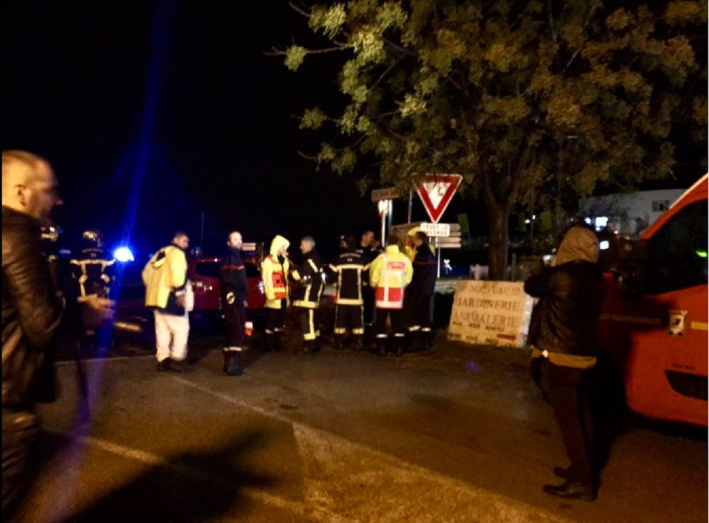 Un hombre armado ingresó a un asilo de religiosos en Francia y mató a una mujer