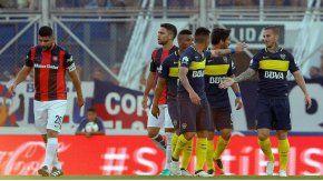 Benedetto marcó un golazo ante San Lorenzo pero luego abandonó la cancha