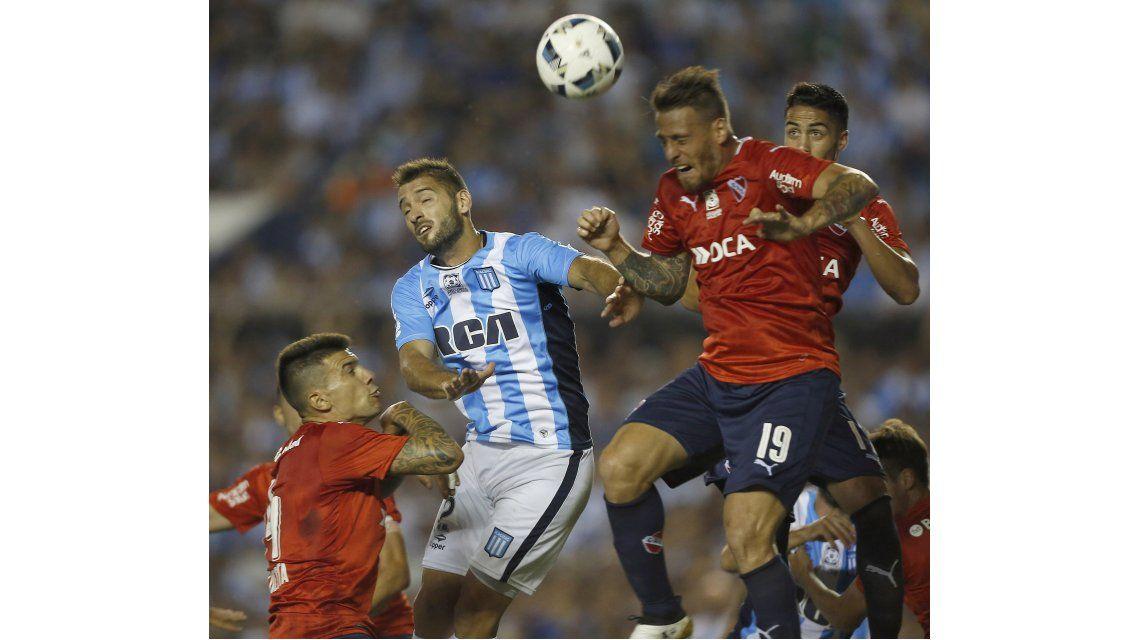 Racing e Independiente