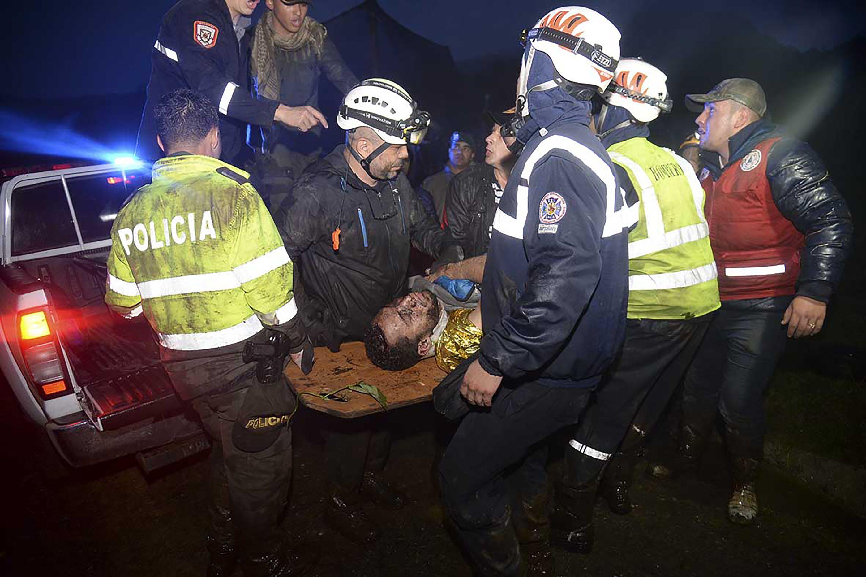 En el accidente de Chapecoense murieron 75 personas