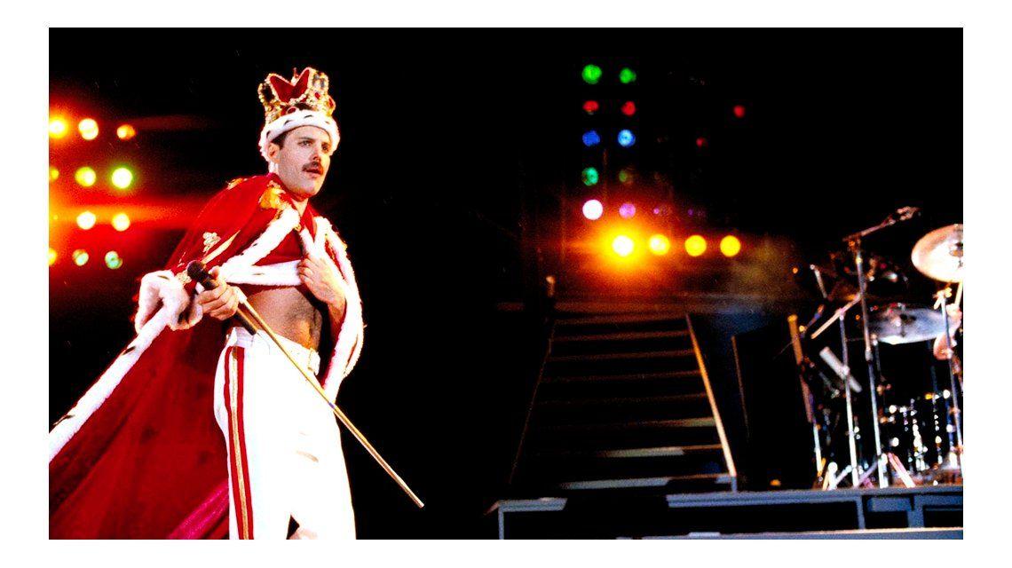 Freddie Mercury murió un 24 de noviembre de 1991