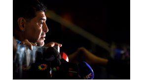 Maradona lamentó la muerte de Fidel Castro