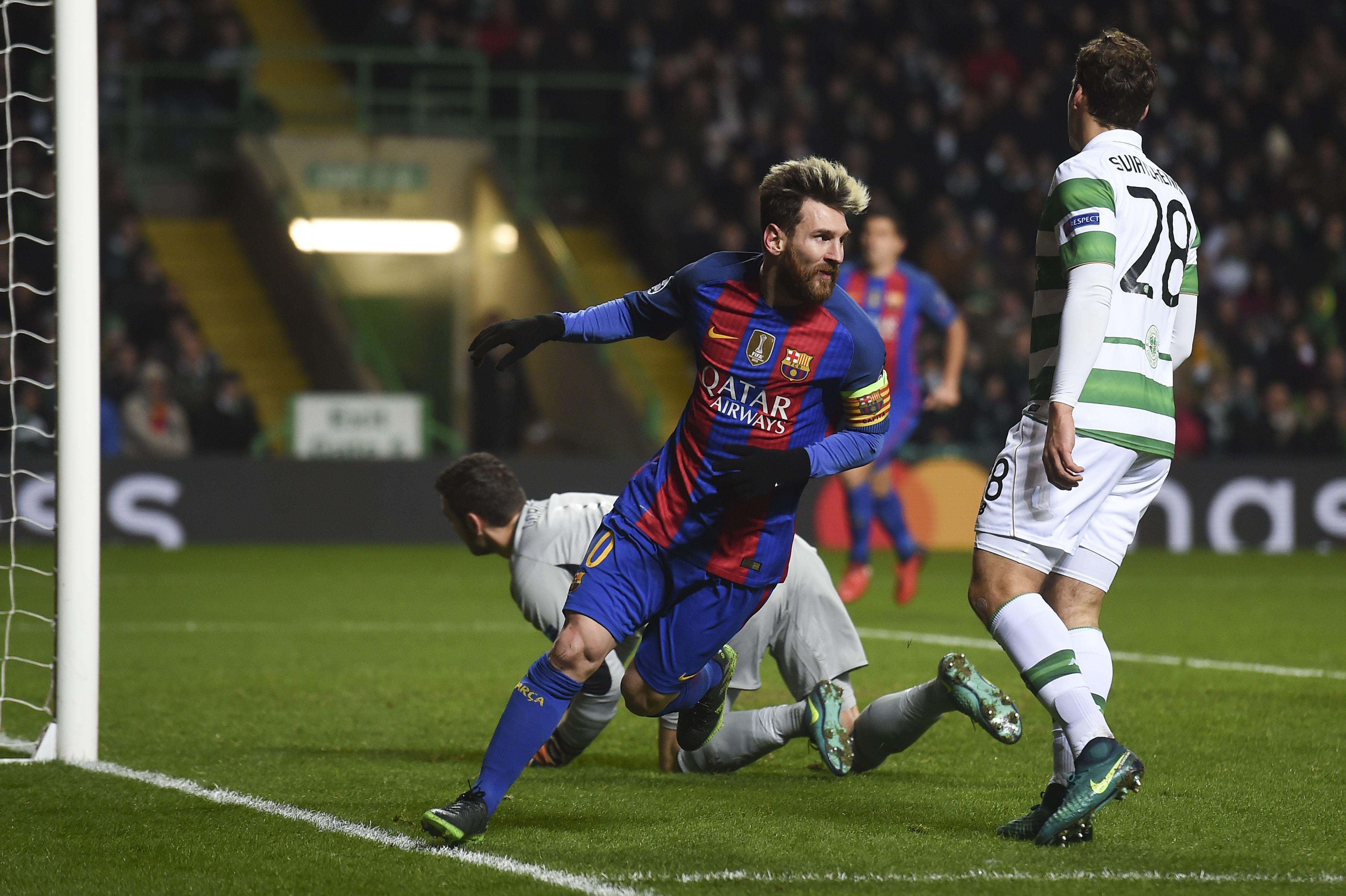 Lionel Messi alcanzó un nuevo récord