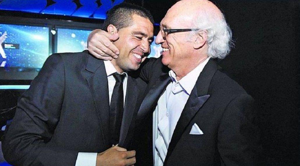 Bianchi y Riquelme podrían volver a compartir equipo
